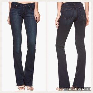 ✨NEW✨ Paige Manhattan Boot Armstrong Jeans 25